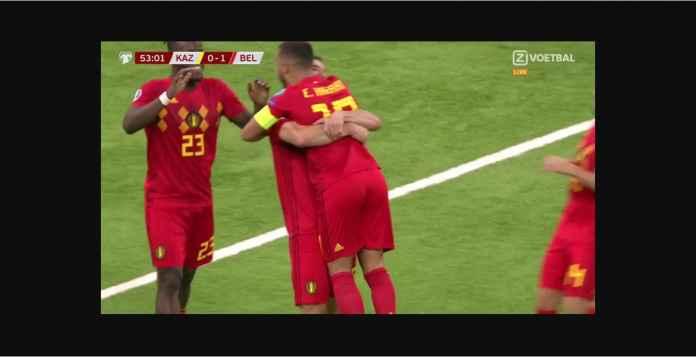 Hasi Kazakhstan vs Belgia 0-2 Main Malas-malasan Tapi Menang