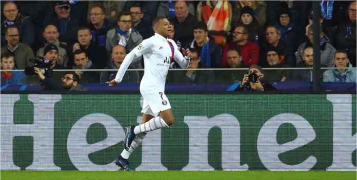 Mbappe 22 Menit Tiga Gol Satu Assist, PSG Menang 5-0 Tadi Malam