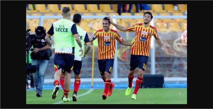 Lecce Curi Dua Poin dari Juventus, Curi Dua Poin dari Milan