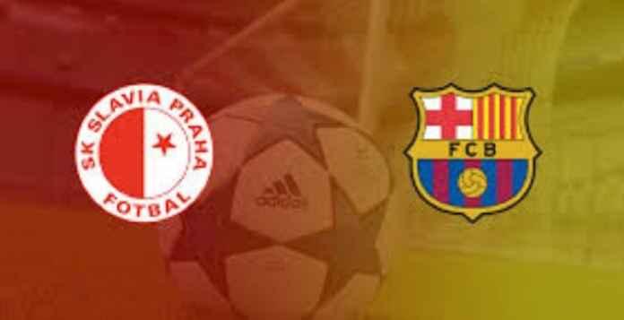 Slavia Praha Tahan Penderitaan Lawan Barcelona