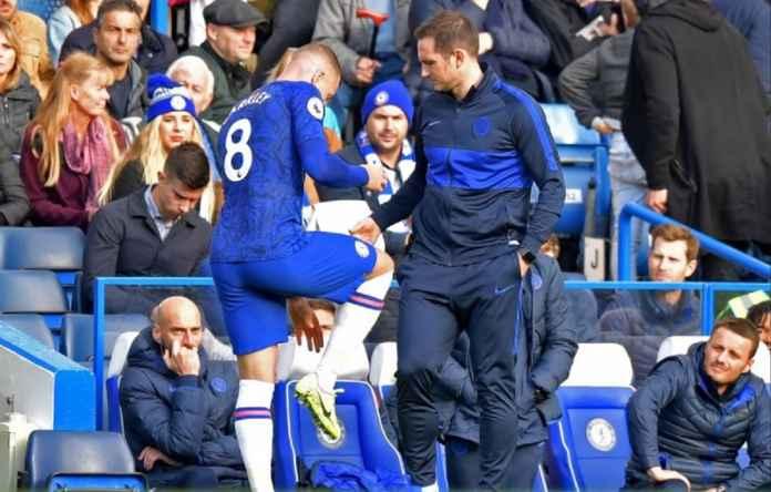 Frank Lampard Tanpa Empat Pemain Chelsea di Ajax
