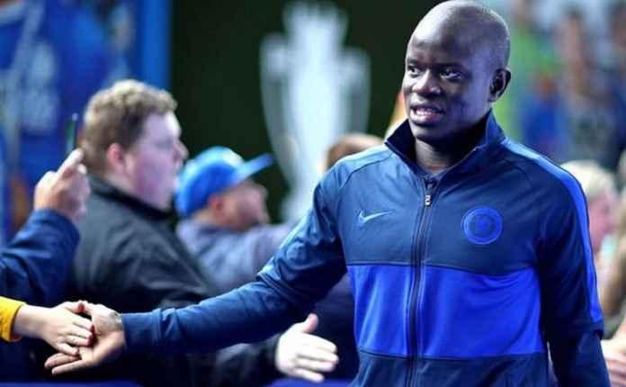 Chelsea Simpan N'Golo Kante untuk Hadapi Ajax