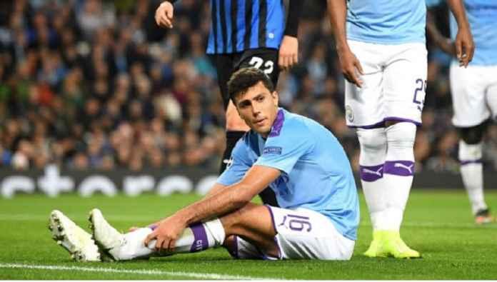 Manchester City Khawatirkan Rodri di Laga Kontra Atalanta
