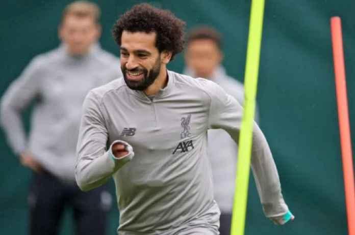 Mohamed Salah Kembali Latihan Jelang Liverpool Hadapi Genk