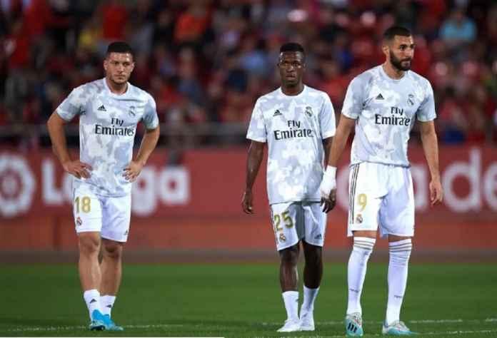 Real Madrid Minus Kepemimpinan Jelang Hadapi Galatasaray