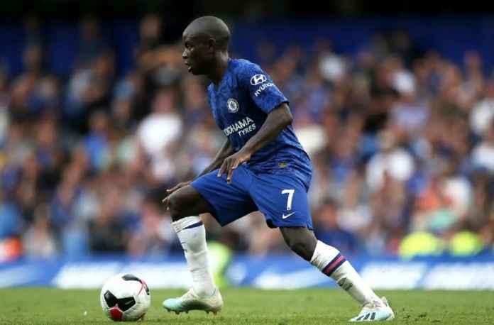 N'Golo Kante Bakal Absen Lama dari Chelsea