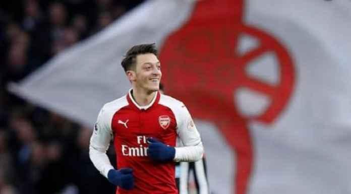 Mesut Ozil Berpeluang Gabung Tim Raksasa Italia