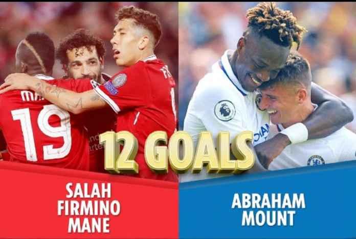 Chelsea Punya Dua Pemain Duplikat Trio Liverpool, Ini Faktanya!