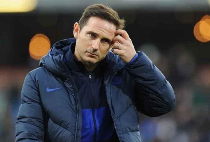 Frank Lampard Kembalikan Chelsea ke Formasi Lama