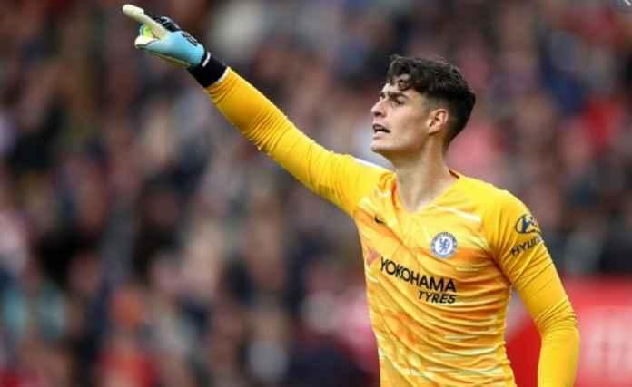 Kiper Chelsea Bersedia Kembali ke Athletic Bilbao