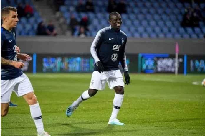 N'Golo Kante Beri Chelsea Dorongan Besar Jelang Akhir Pekan