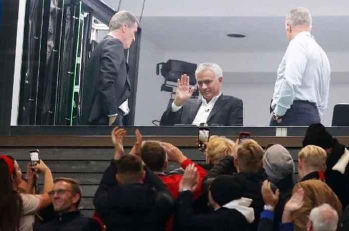 Jose Mourinho Klaim Klopp Cuma Dapat Ikan di Old Trafford