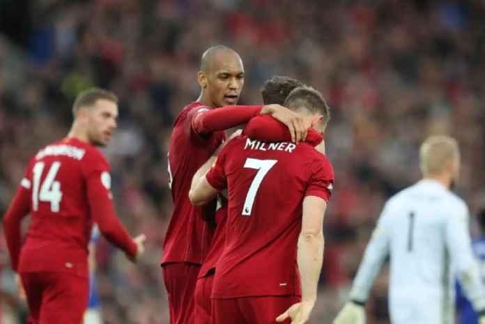 Liverpool Ubah Sistem, Fabinho Tetap Pemain Penting