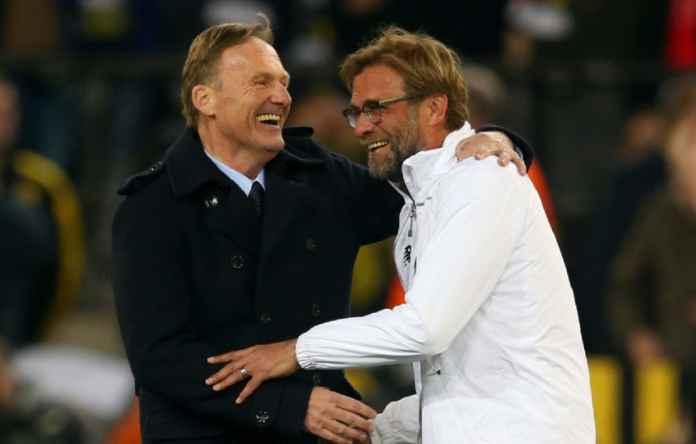Jurgen Klopp menolak meninggalkan Liverpool tahun lalu