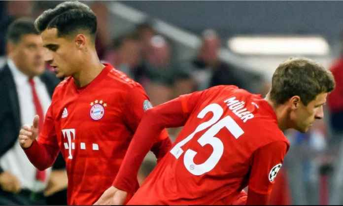 Liverpool sekali lagi dikaitkan dengan Thomas Muller