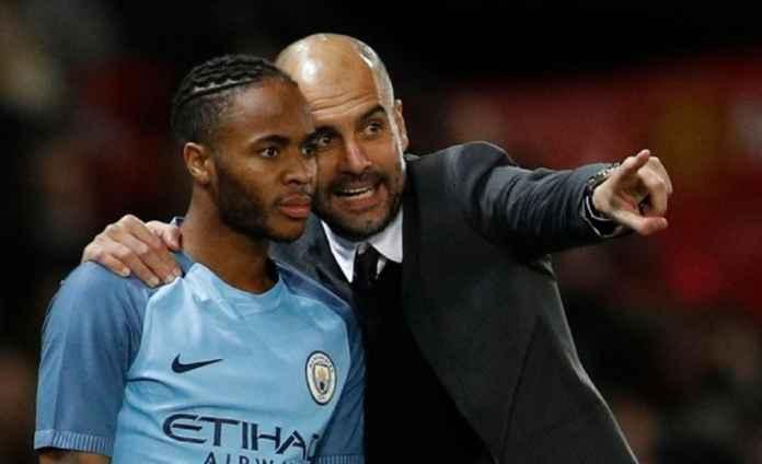 Pep Guardiola: Tergantung Sterling Sendiri untuk Lebih Baik