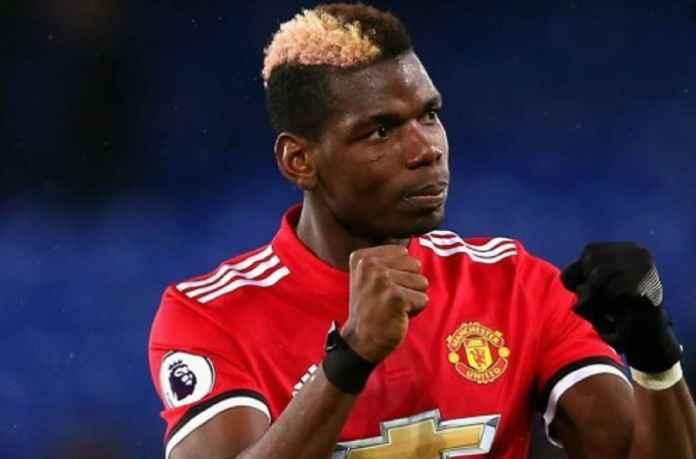 Manchester United Tetapkan Harga Paul Pogba untuk Real Madrid