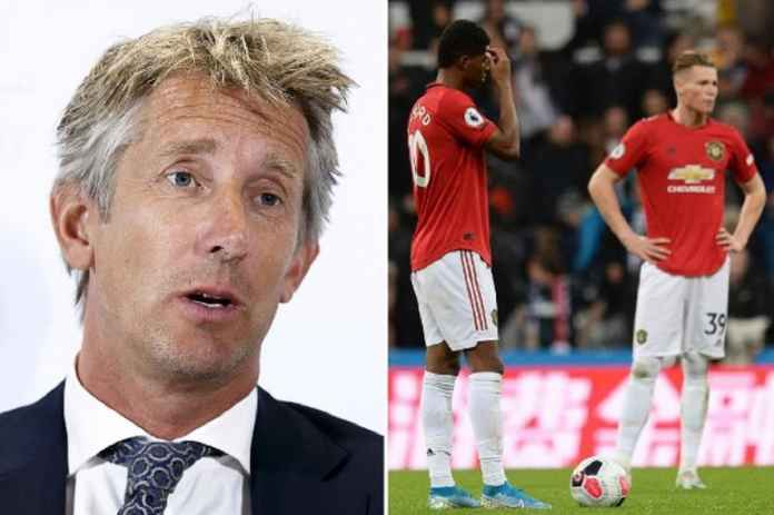 Edwin Van der Sar Identifikasi Ketentuan Manchester United