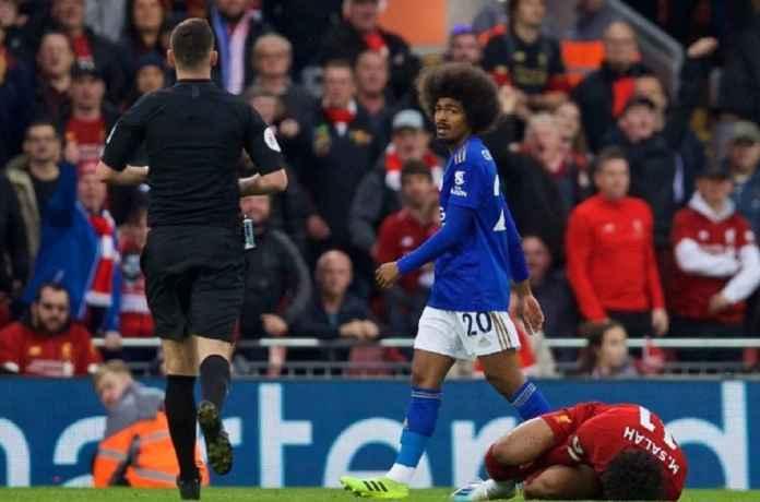 Liverpool Benarkan Cedera Engkel Mohamed Salah
