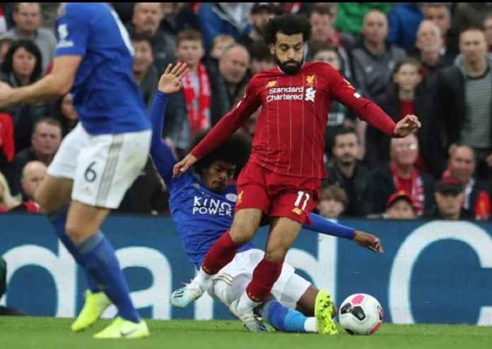 Mohamed Salah Diragukan Bermain Lawan Manchester United