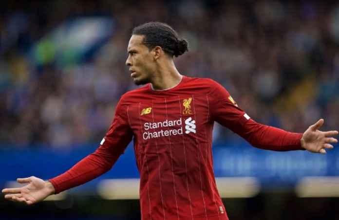 Virgil van Dijk Remehkan Arti Laga Kontra Manchester United