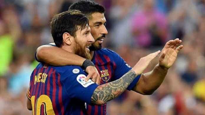 Lionel Messi dan Luis Suarez Bertarung di Tel Aviv Bulan Depan