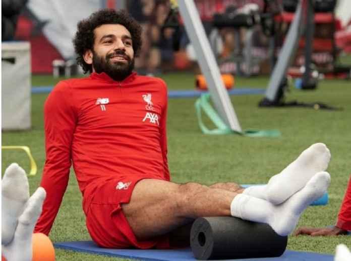 Liverpool Tetap Minus Mohamed Salah Hadapi Arsenal