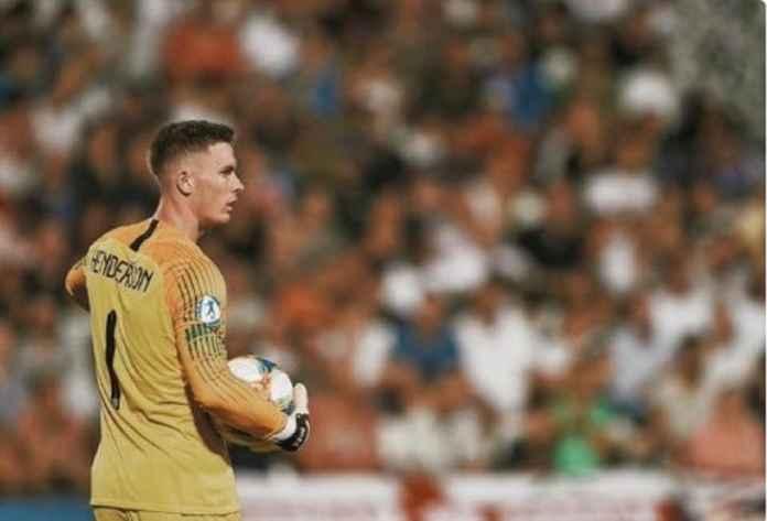 Manchester United Terkejut Penjaga Gawang Dipanggil tim nasional Inggris