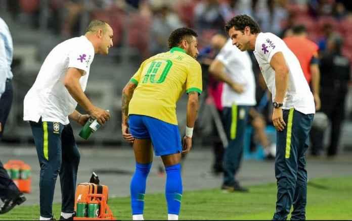 Timnas Brasil: Neymar Tak Berisiko Cedera Sebelum Laga