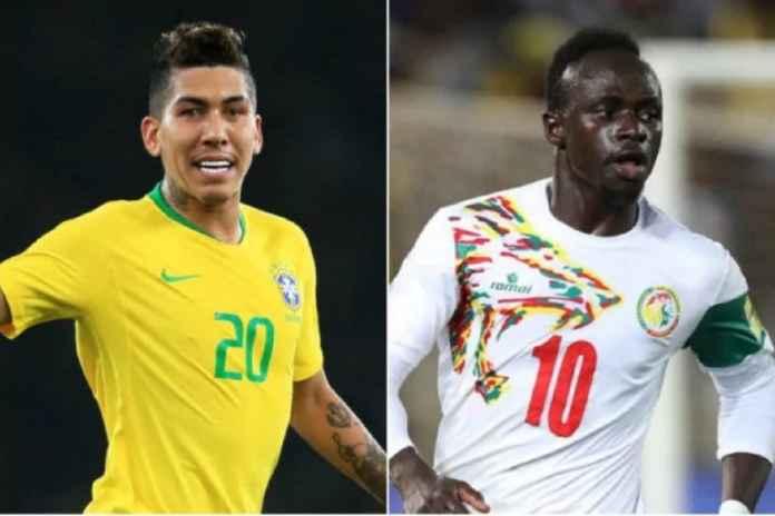 Bintang Liverpool menerima hasil imbang Brasil dan Senegal