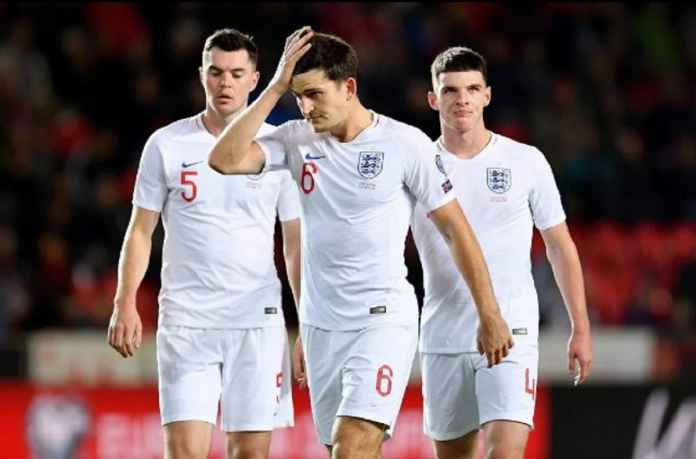 Timnas Inggris Alami Kekalahan Pertama dalam 10 Tahun di Praha