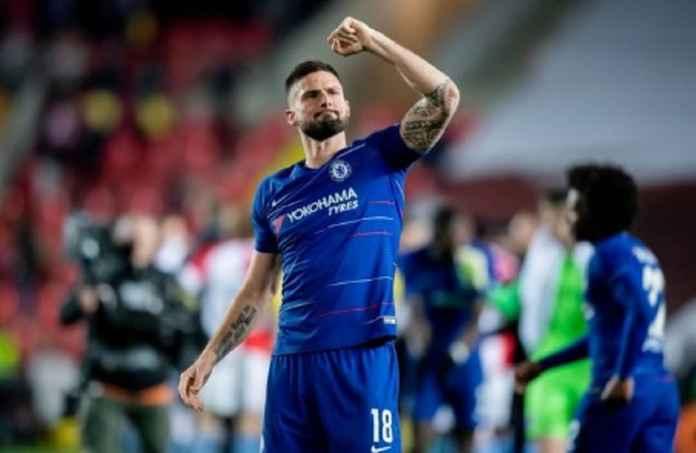 Pelatih Timnas Prancis Minta Chelsea Sering Mainkan Giroud