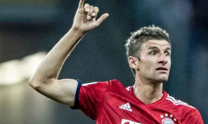 Bayern Munchen Enggan Lepas Thomas Muller ke Liverpool