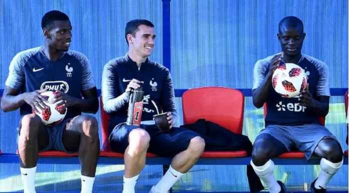 Antoine Griezmann Yakinkan Bintang Chelsea Gabung Barcelona