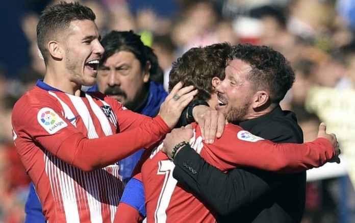 Atletico Madrid Lebih Sakit Kehilangan Lucas Timbang Griezmann
