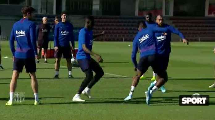 Perjuangan Pelatih Barcelona Mengatur Susunan Pemain Eibar