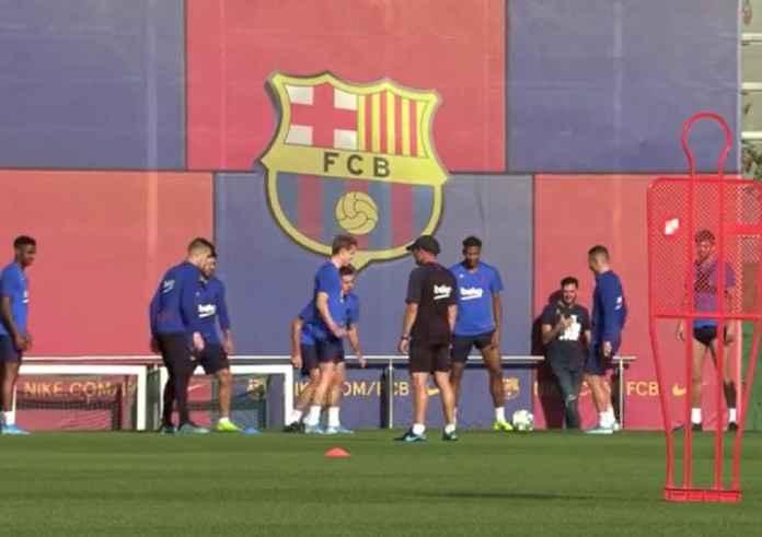 Pelatih Barcelona Umumkan Line-Up Mengejutkan Kontra Eibar