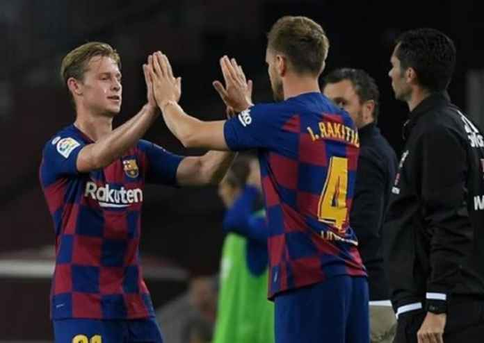 Barcelona Bisa Lepas Ivan Rakitic ke Atletico