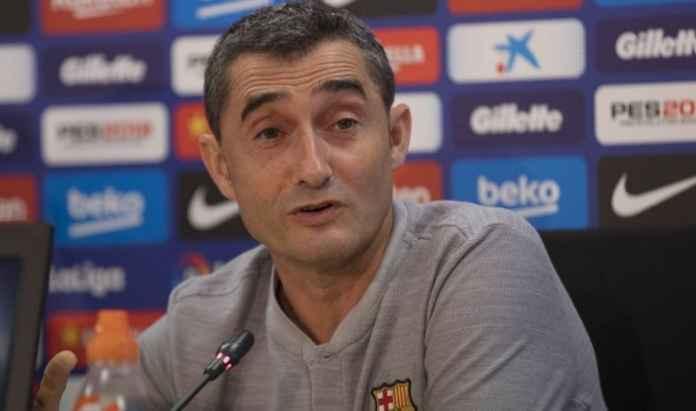 Ernesto Valverde Ingin Barcelona vs Real Madrid Menginap di Camp Nou