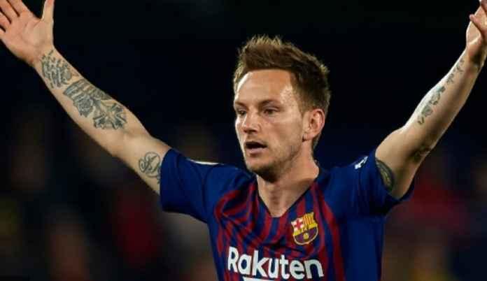 Barcelona Pikirkan Nilai Transfer Ivan Rakitic