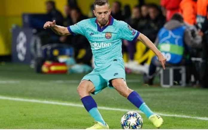 Barcelona Kembali Diperkuat Jordi Alba Akhir Pekan Ini