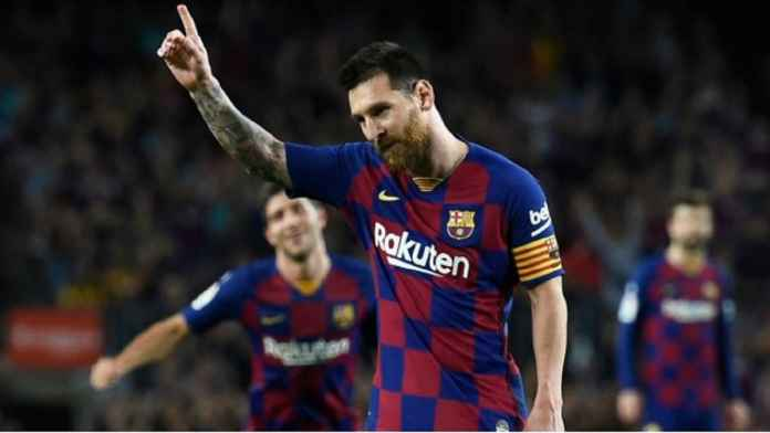Lionel Messi Dekati Rekor Gol Pele
