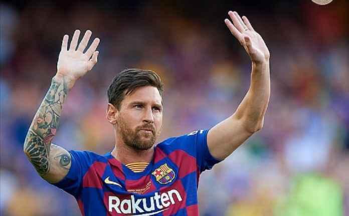 Barcelona Siap Mengalahkan Pengganti Gaet Madrid Lionel Messi