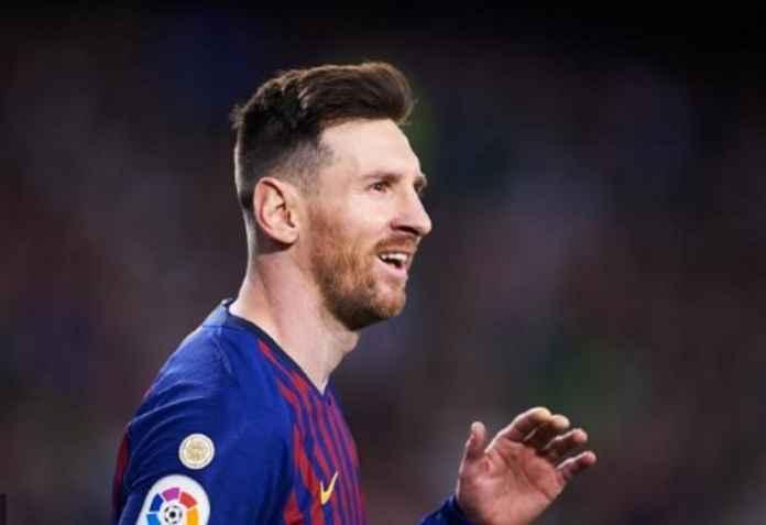 Lionel Messi Terbuka Bicarakan Kontrak Baru di Barcelona