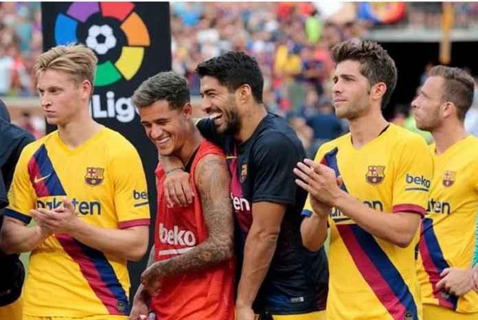 Philippe Coutinho Diyakini Barcelona Masih Menarik Untuk Klub Inggris