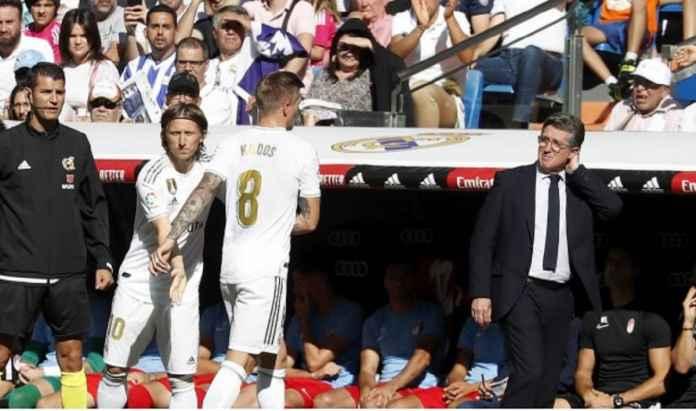 Real Madrid Tanpa Toni Kroos di El Clasico