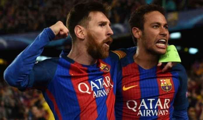 Lionel Messi Takut pada Neymar Bergabung dengan Real Madrid