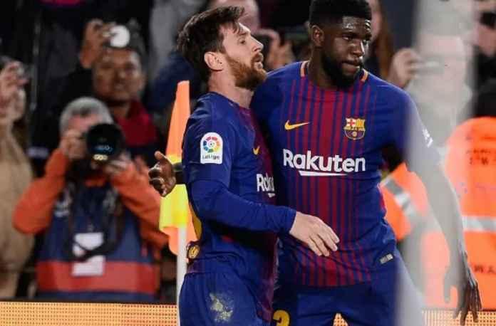 Lionel Messi Minta Barcelona Jual Samuel Umtiti