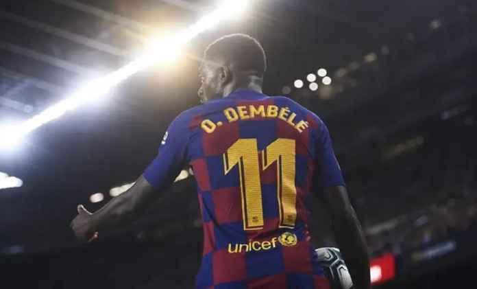 Ousmane Dembele Akhirnya Bebas Bermain di El Clasico