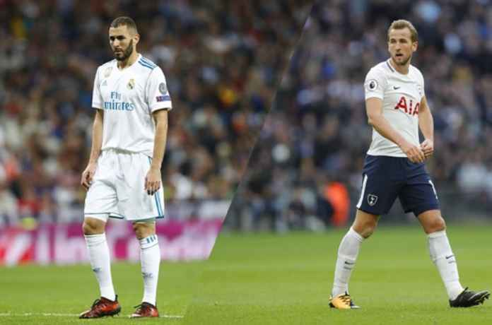 Real Madrid Khianati Karim Benzema Demi Harry Kane